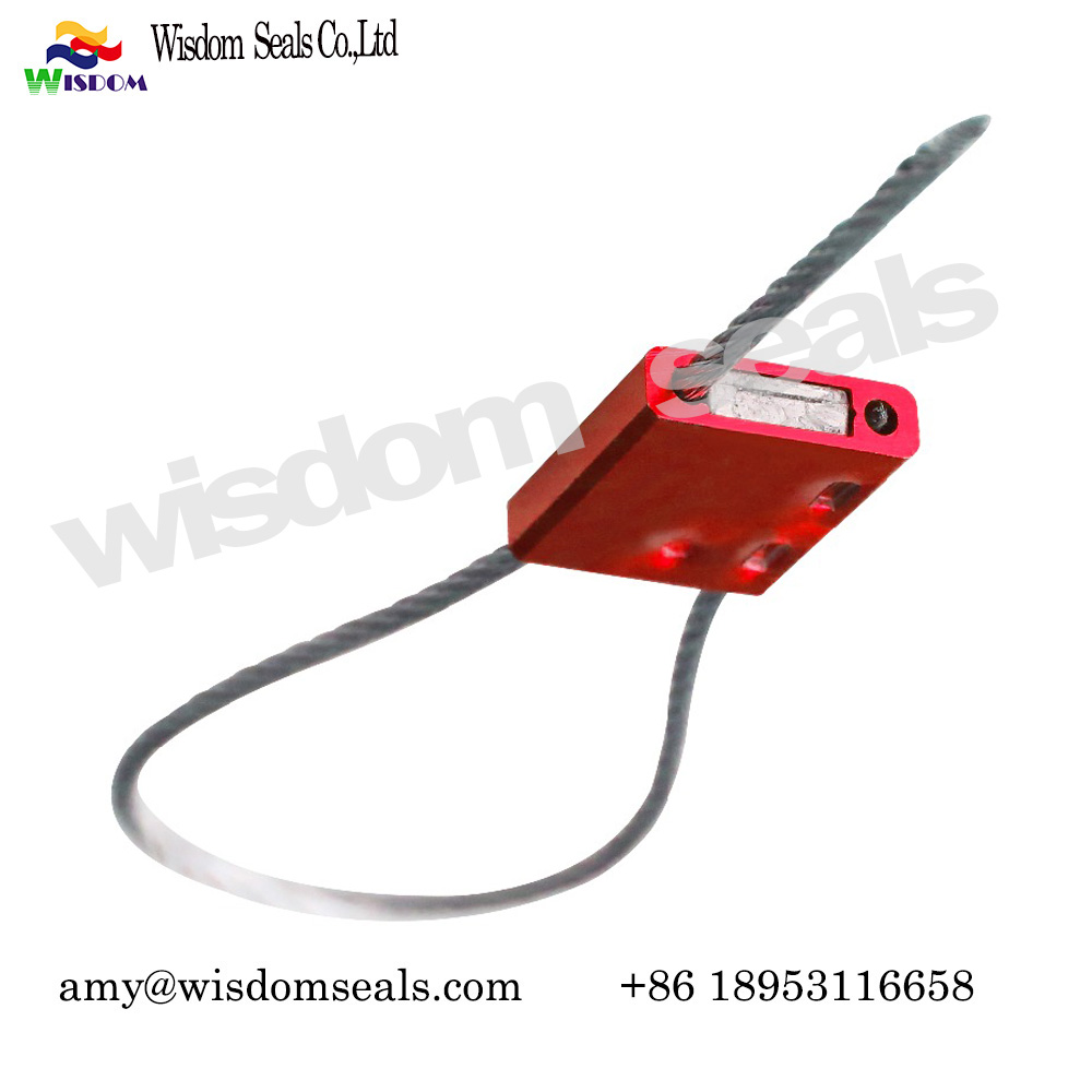 Electricity Meter Seals with High Strength Wire