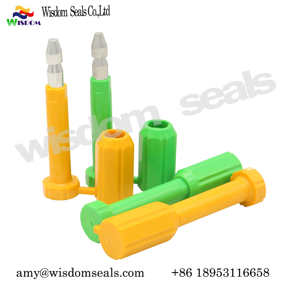 WDM-BS207   high Security ​light  freight forwarder cargo container security seal for transport